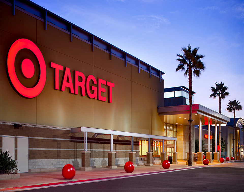 Target store 1 - Services