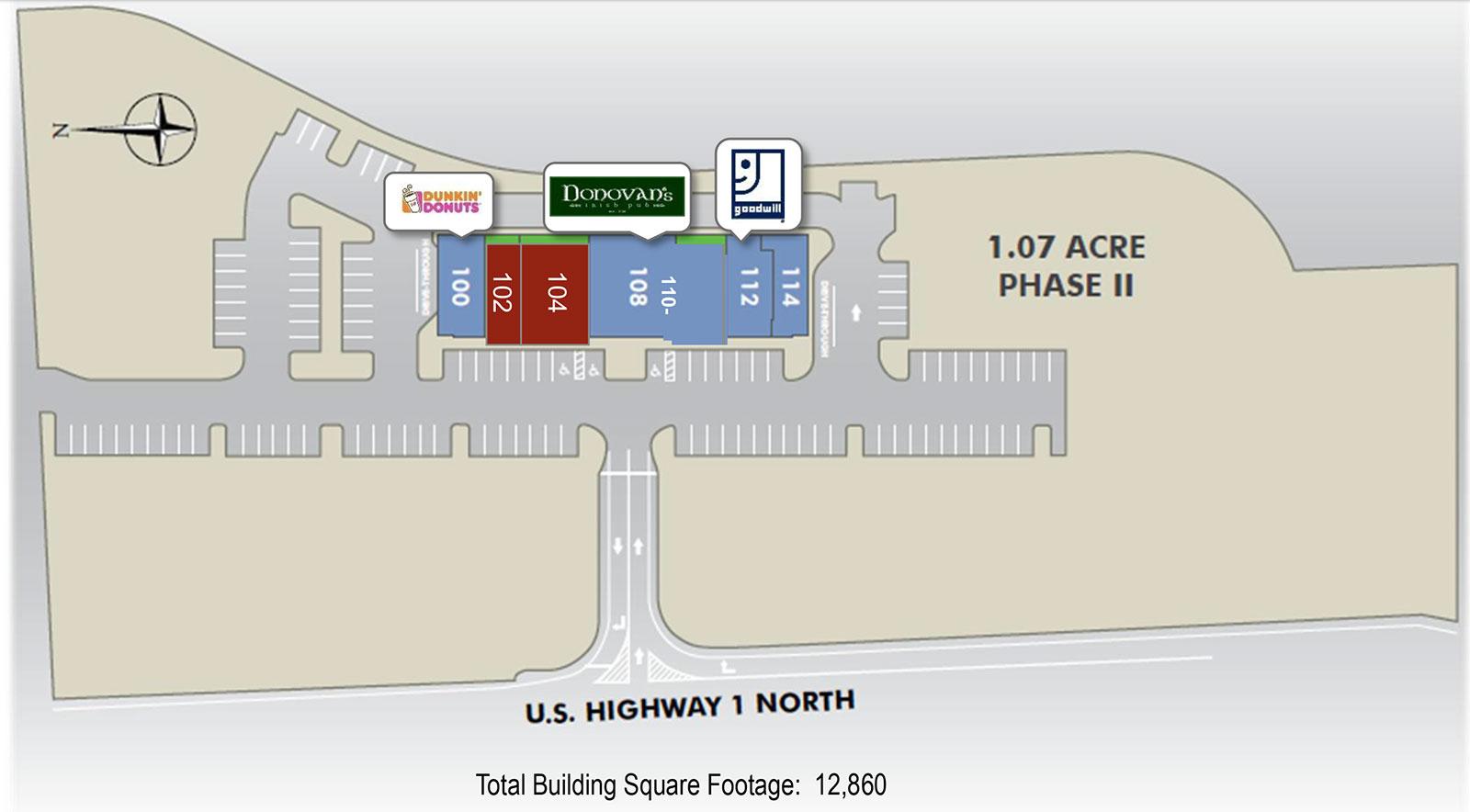 Palencia Pub Map - Plaza Palencia