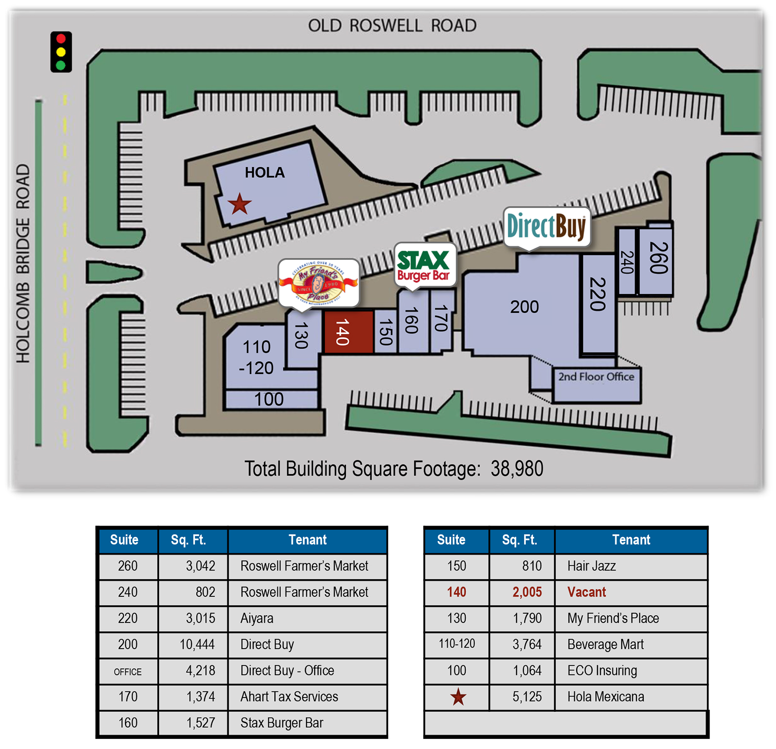 The Crossings at Roswell Site Plan 1 - The Crossings at Roswell