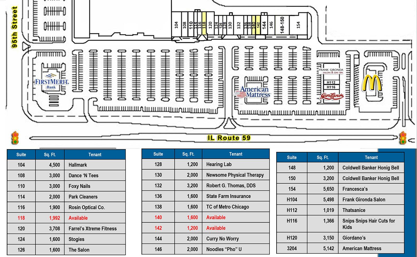 Wheatland Marketplace site plan